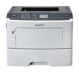 Lexmark MS617dn Integrated Duplex Monochrome Laser Printer,