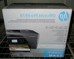 New HP OfficeJet Pro 6978 All-in-One Wireless Inkjet Printer