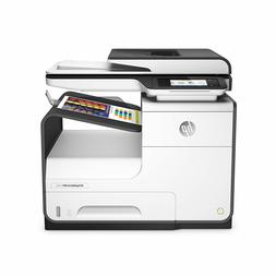 New HP PageWide Pro 477dw Color Multifunction Wireless Print