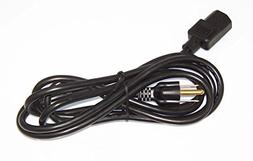 OEM Epson Printer Power Cord Cable USA Only For Epson EB-455