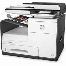 HP PageWide Pro 477dw Multifunction Color Printer D3Q20A#B1H