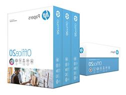 HP Printer Paper, Office20 Paper, 8.5 x 11, Letter Size, 20l