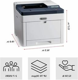 Phaser 6510DN 30 ppm 1200 x 2400 dpi Color Laser Printer