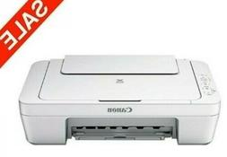 Canon Pixma All-In-One Home Office Wired Printer Copy Scan I