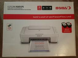 Canon Pixma MG2522 All-In-One Printer, Copier & Scanner + US