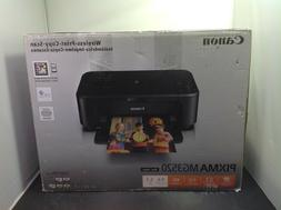 Canon Pixma MG3520 wireless Printer with INKS - All In One p