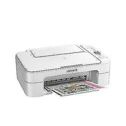 Canon PIXMA TS3120 Wireless All-in-One Inkjet Printer - Whit