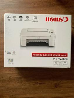 Canon PIXMA TS3122 Wireless All-in-One Inkjet Printer in Whi
