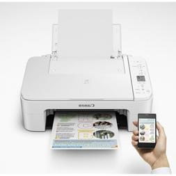 Canon PIXMA TS3322 Wireless Inkjet All-In-One Printer With I