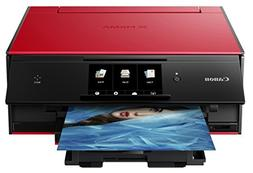 Canon PIXMA TS9020 All-In-One Printer - Red
