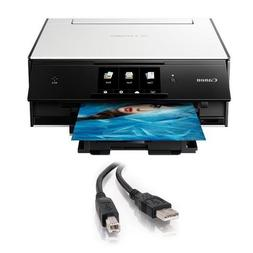 Canon PIXMA TS9020 Wireless All-in-One Inkjet Printer with 6