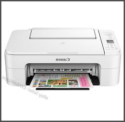 Canon PIXMA Wireless All-in-One Inkjet Printer, INK INCLUDED