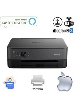 Canon PIXMA Wireless All-In-One WIFI Printer Scan Copy Bluet
