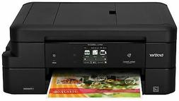 Brother Wireless Inkjet All-in-One Color Printer Copy Scan F