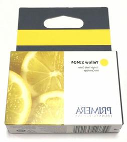 Primera 53424 High Yield Yellow Ink Cartridge for LX900