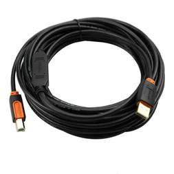 SNANSHI Printer Cable 30 Feet USB Active Repeater USB2.0 A t