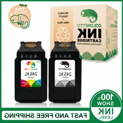 Printer Ink Cartridge for Canon  PG-245XL CL-246XL PG-243 CL