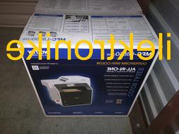 Brother Printer MFC-L8850CDW Wireless Color Laser Printer wi