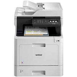 Brother Color Laser Printer, Multifunction Printer, All-in-O