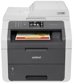Brother Printer RMFC9130CW Wireless Color Printer with Scann