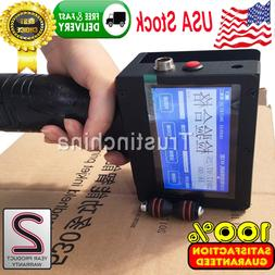 Handheld Intelligent Printer Smart Date Coder Inkjet Coding