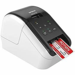 QL-810W Ultra-Fast Label Printer With Wireless Networking Of