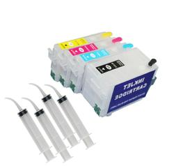 Sublimation Refillable ink cartridges - Epson WorkForce 7210