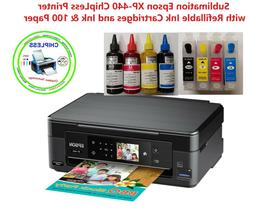 Sublimation Epson XP-446 ChipLess Mianboard Built-on Tank wi