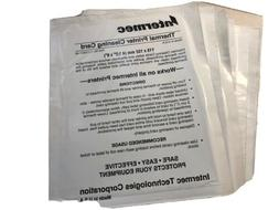 Thermal Printer Cleaning Card 115 x 152mm 1-110501-00