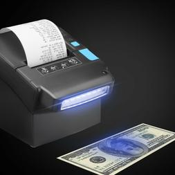 Thermal Printer with US Dollar Currency Money Detector, 80MM