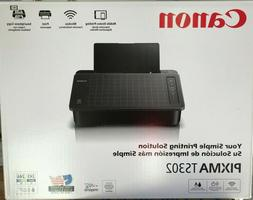 Canon TS302 Wireless Inkjet Printer, Black