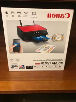 Canon TS9120 Wireless All-In-One Bluetooth Printer with Scan