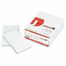 Universal Office Products 35613 Scratch Pads, Unruled, 3 X 5