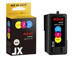 Kodak 5XL Tri-Color Ink Cartridge ALT1UA Genuine New Sealed
