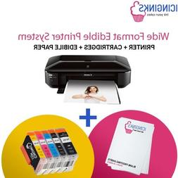 Icinginks Wide Format Edible Printer System - Comes with Ref