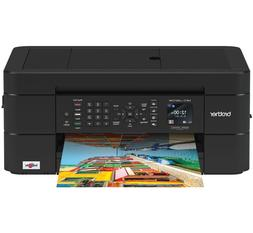 Brother Wireless All-in-One Inkjet Printer, MFC-J491DW, Mult