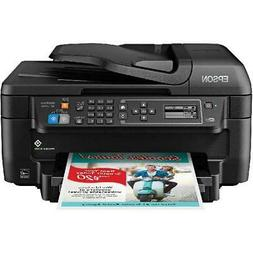 Epson WorkForce WF-2750 All-in-One Wireless Color Printer/Co