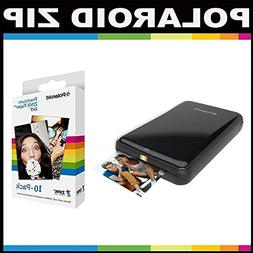 Polaroid ZIP Mobile Printer ZINK Zero Ink Printing Technolog